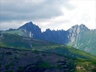 Хребет Дуссе-Алинь