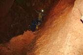 В месте с  Херсонским товарищем, штурмуем пещеру...