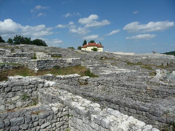 В Шуменской крепости