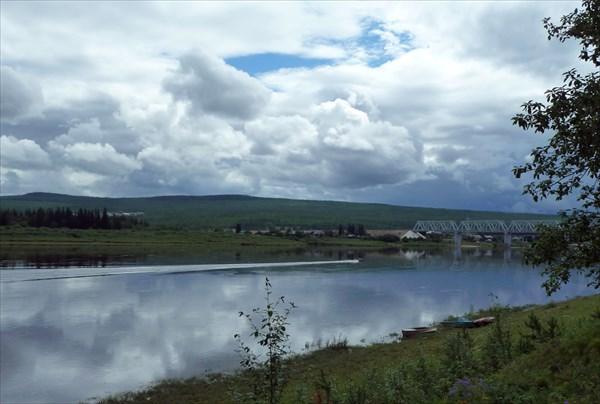 Мост в Томмоте