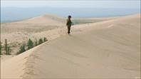 1. Чарские пески и р. Верхний Сакукан