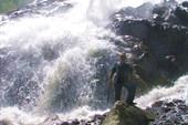 Вот он Алибекский водопад