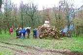 памятник Г. Берлюк Курган-могила