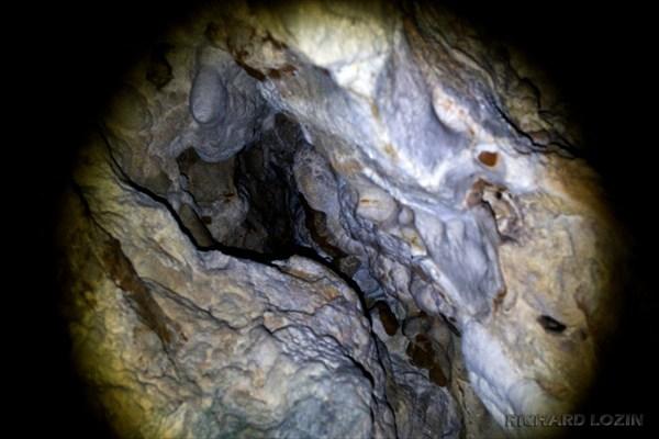 Плитвице. Пещеры
