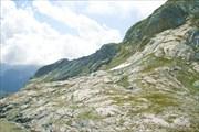 Вид на Золотое Дно со стороны Белой скалы