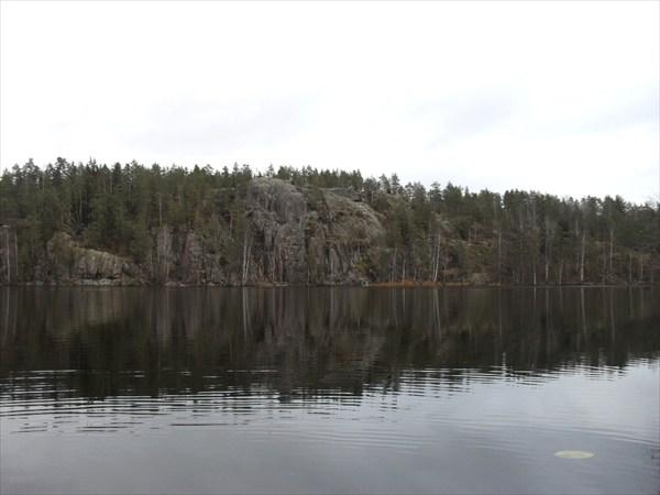 Озеро Ястребиное. Красота!