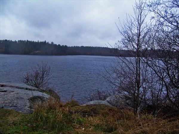 Озеро Богатырское