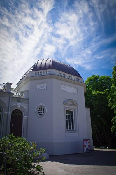 Музей янтаря в Паланге. Бывший дворец Тышкевичей.