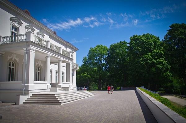 Музей янтаря в Паланге.