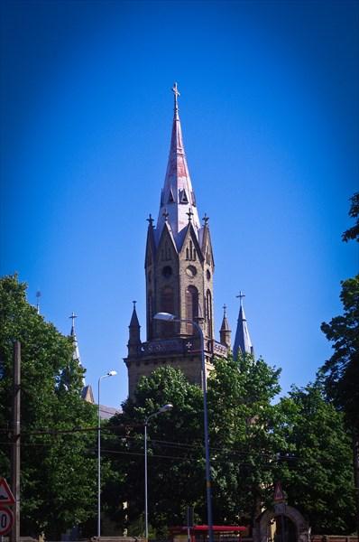 Католический собор Святого Иосифа
