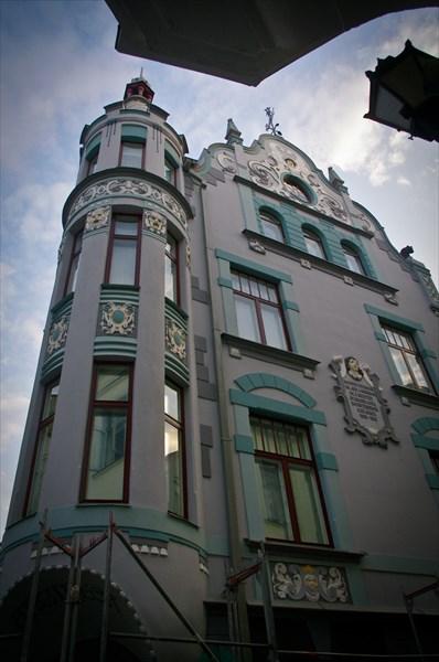 Таллин. Старый город.
