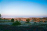 Дюна Ореховая (высота Эфа) с видом на Куршский залив