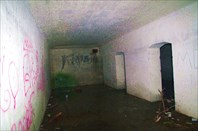 Бункер времён ВОВ