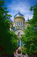 Свято-Никольский морской собор в Каросте.
