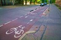 Рижские велодорожки