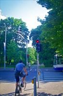 Рижские велосветофоры