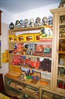 Музей велосипедов в поселке Саулкрасты на Видземском взморье.