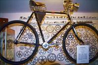 Велосипед с карданным валом вместо цепи