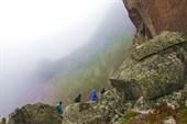 20 Перевал Птица в тумане