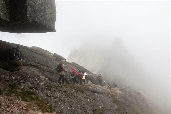 23 Перевал Птица в тумане