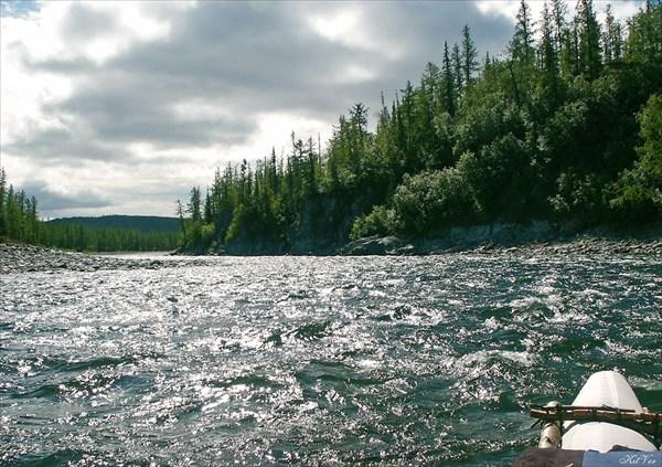 Река Лагорта