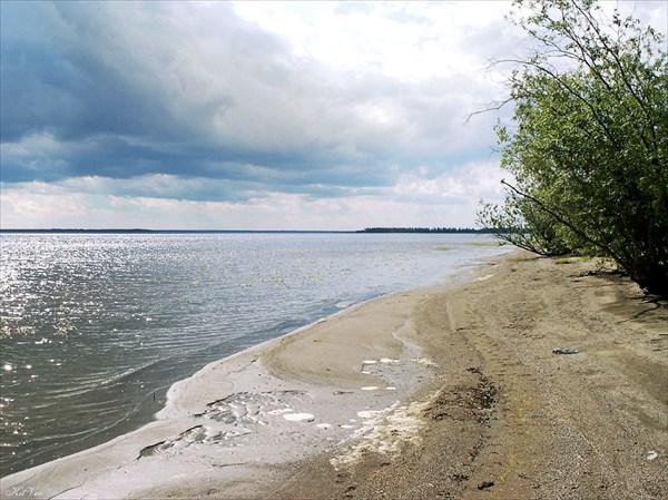 Озеро Войкарский Сор