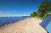 Стоянка на онежском озере