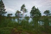 Одно из многочисленных озер