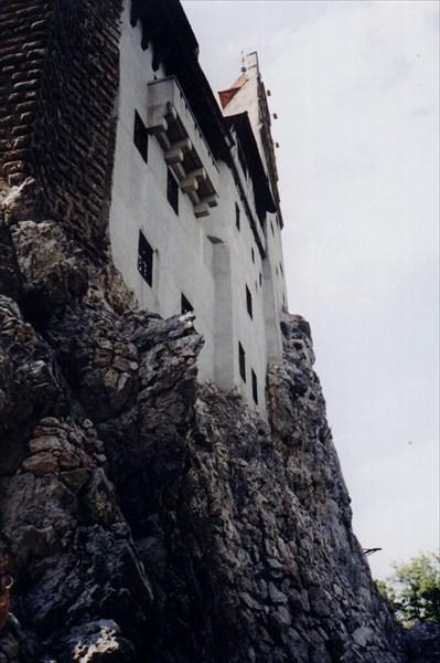Неприступные стены замка Дракулы