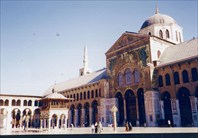 Дамаск. Мечеть Омейядов