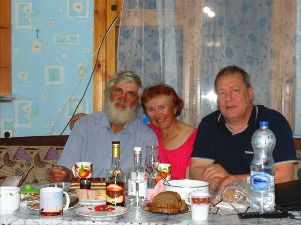 В гостях у Ю.Давыдкова