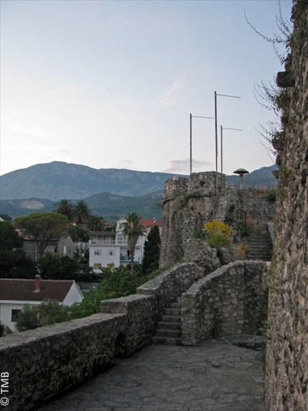 Крепость в Херцег-Нови