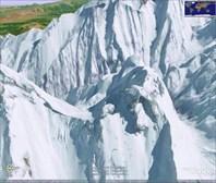 Зимний Загедан. Снимки из Космоса