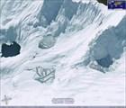Загеданское пятиозерье. Вид из космоса. октябрь 2005