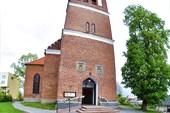 Венгожево. Костёл св. Петра и Павла. 17-й век.