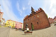 Моранг. Площадь Иоанна Павла IIю