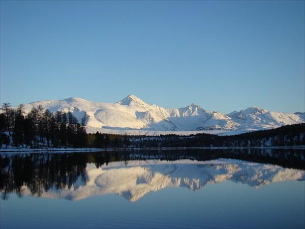 Улаганское озеро