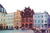 Исторический центр города Штральзунд