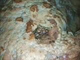 Кратерик пробитый водой