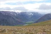 Долина холодных озер