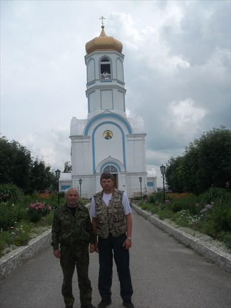 Храм в Колывани