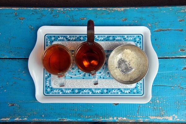 Очень  вкусный чай - Масала, Илам и Лимонный