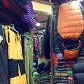 Переодевалка - портал на Эверест в туристическом магазине Тамеля
