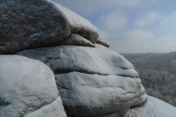 Каменные морщины