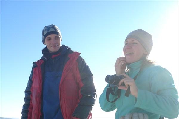 Сергей и Юля - 1