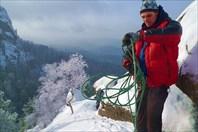 """Прогулка по снежной """"Нарнии"""")"""