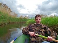 Водное путешествие по реке Лух