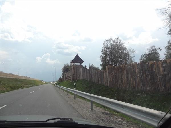 Дорога на Тарту.