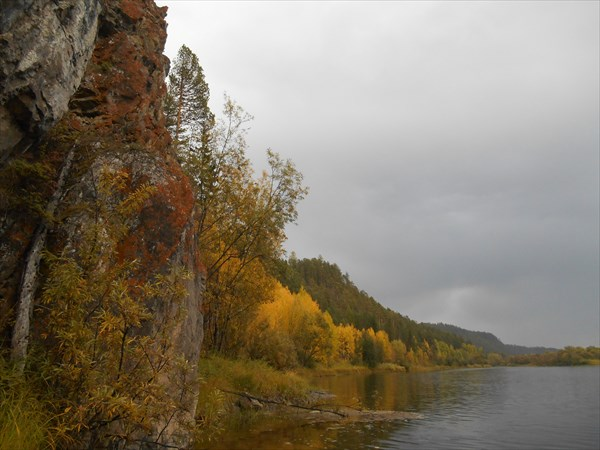 Осень на Киринге.