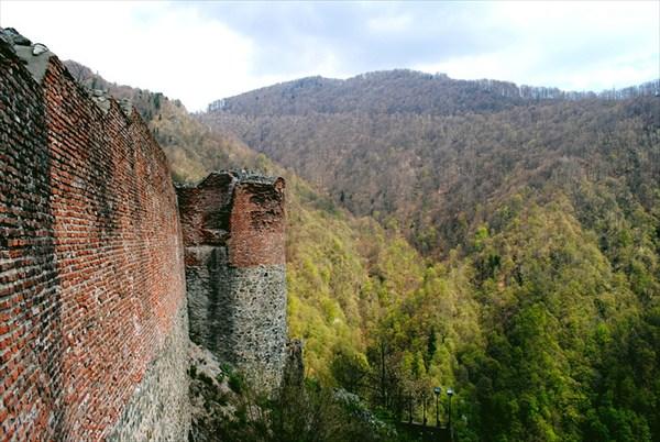 крепость Поенарь